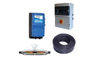 Accessoires électriques pompes à eau